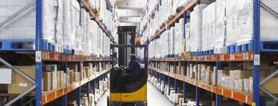 almacenamiento externo de productos
